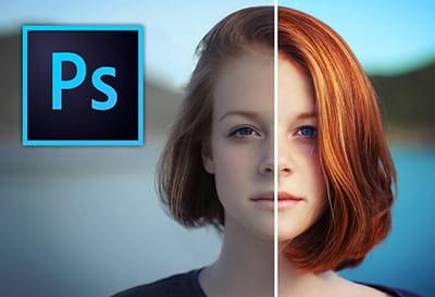 Обучение Photoshop